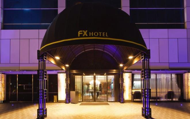 FXホテル 台北ナンジン イーストロードブランチ
