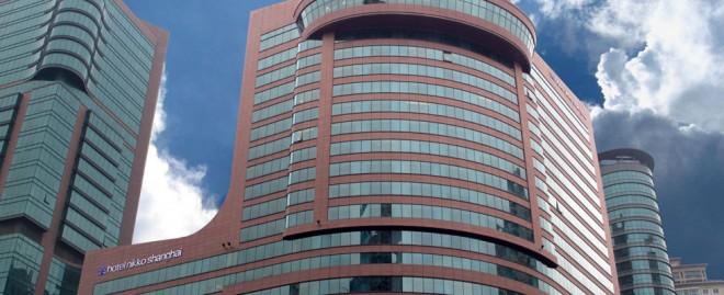 ホテル・ニッコー上海(日航飯店)