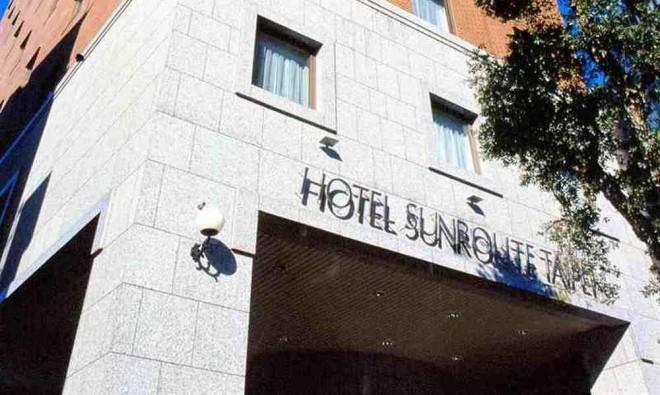 ホテルサンルート台北(燦路都飯店)