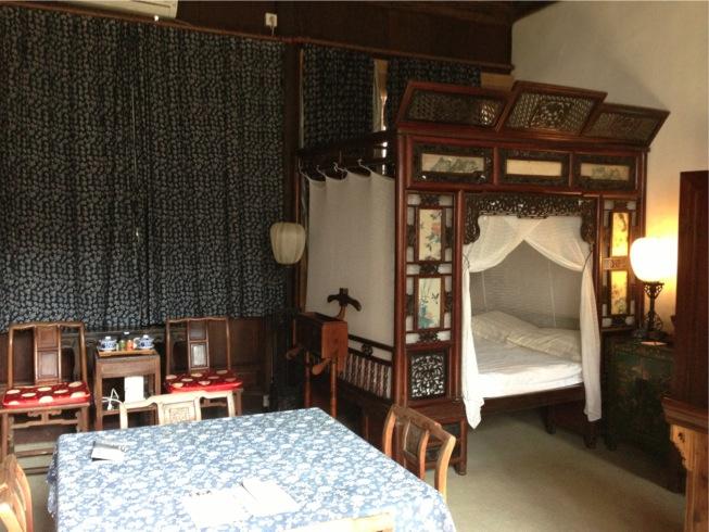 平江客桟の客室