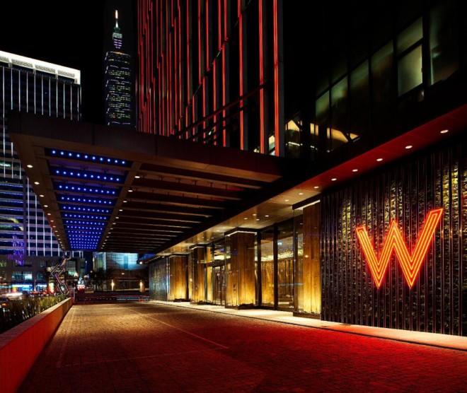 Wホテル 台北
