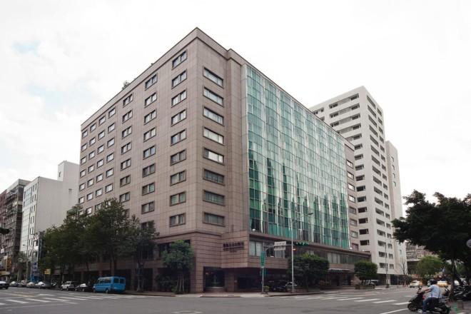 グロリア プリンス ホテル台北