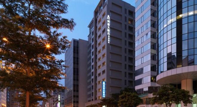K ホテル台北松江 (柯達大飯店台北松江店)