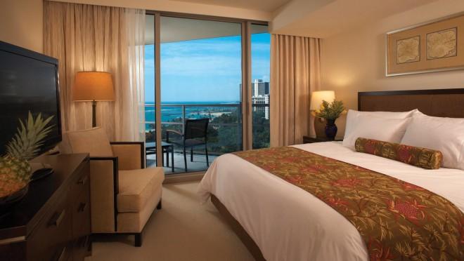 トランプインターナショナルホテル ワイキキビーチウォーク