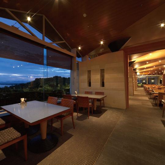 ホテル近鉄アクアヴィラ伊勢志摩のレストラン