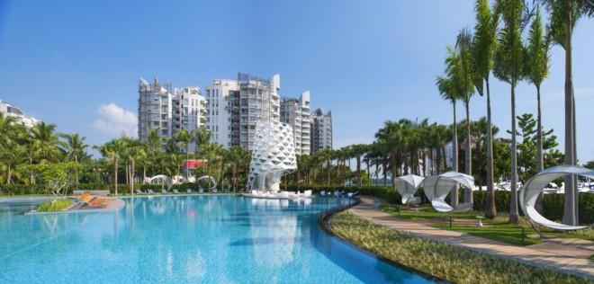 W シンガポール セントーサ コーヴ