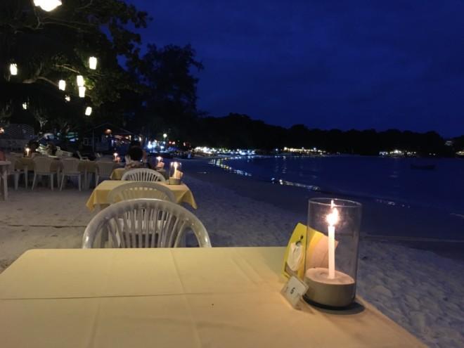 ウォンドゥアンリゾート(Vongdeuan Resort)のレストラン