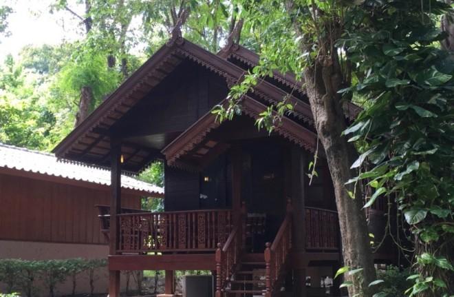 ウォンドゥアンリゾート タイハウス