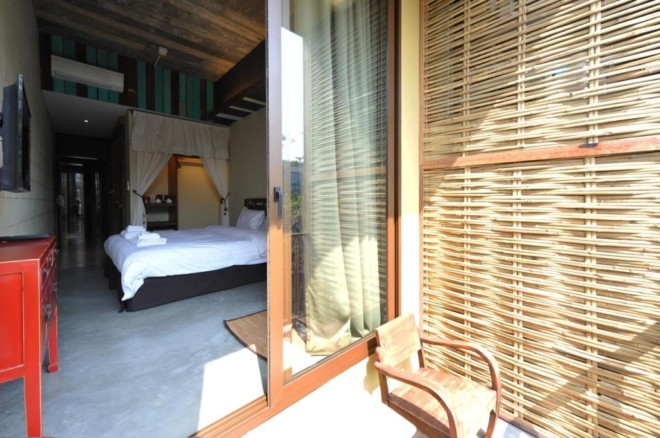 ヴィラ プラ スメン バンコクのお部屋