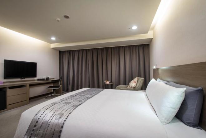 中科ホテル