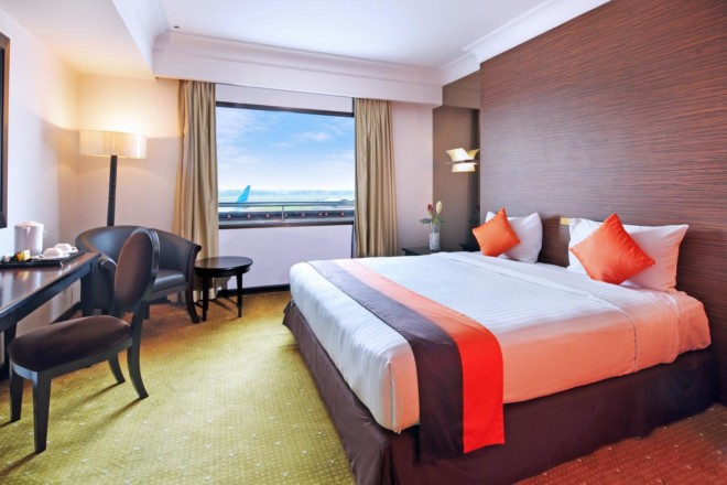 ジャカルタ エアポート ホテル マネージド バイ トポテルズ