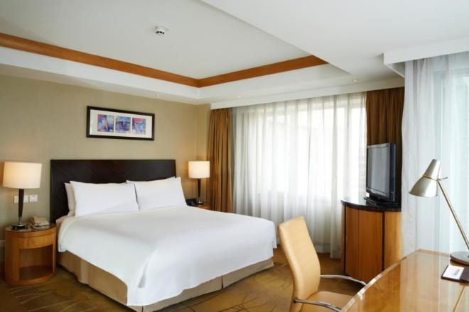 ルネッサンス 上海 ヤンツェ ホテル