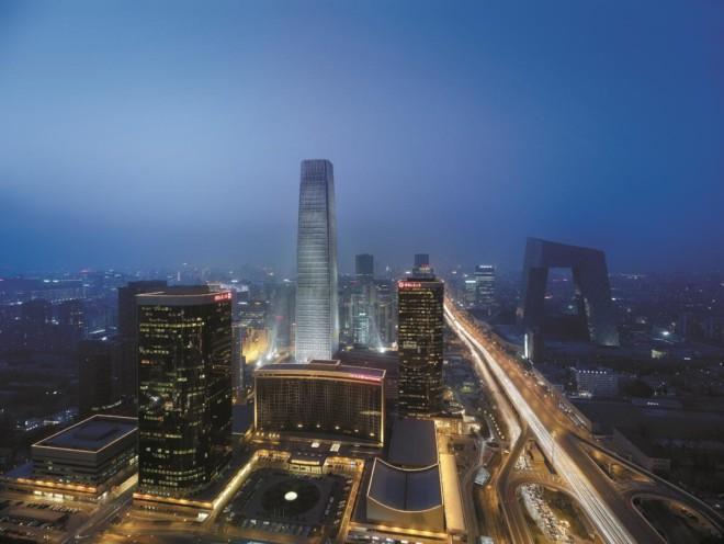 シャングリ・ラ チャイナ ワールド サミット ウィング 北京