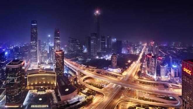 北京・国貿周辺