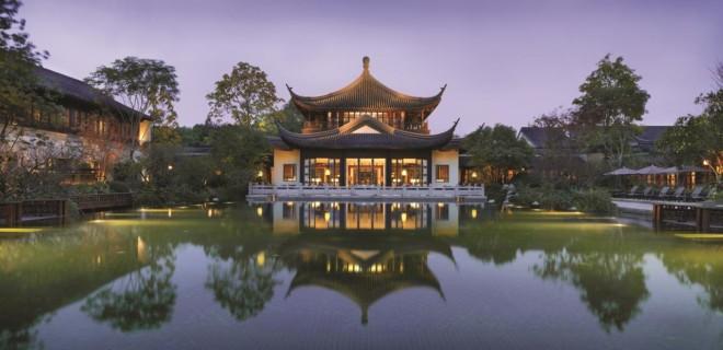 フォー シーズンズ ホテル 杭州 アット ウエスト レイク