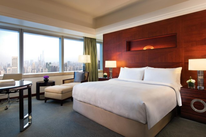 JW マリオット ホテル 上海 トゥモロースクエア
