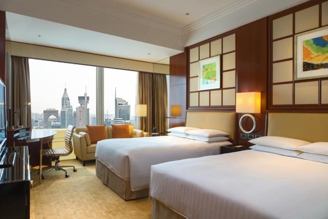 上海 マリオット ホテル シティ センター