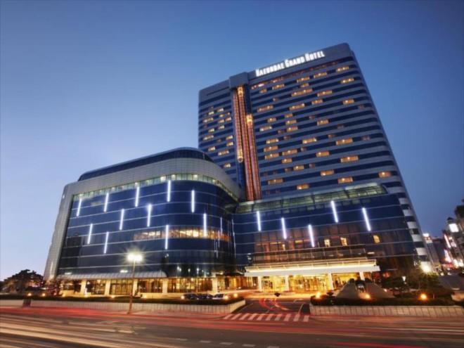 海雲台 グランド ホテル