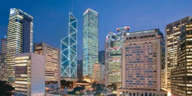 マンダリンオリエンタル香港