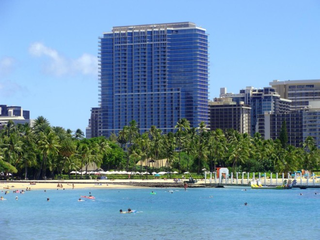 トランプインターナショナル ワイキキ ビーチウォーク (Trump International Hotel Waikiki)