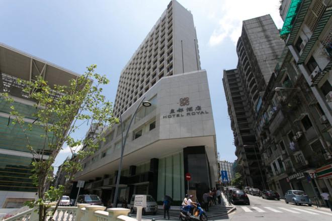 ホテル ロイヤル マカオ