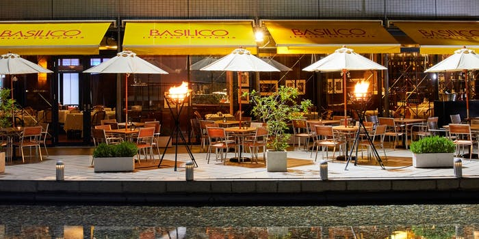 イタリアンレストラン(バジリコ)