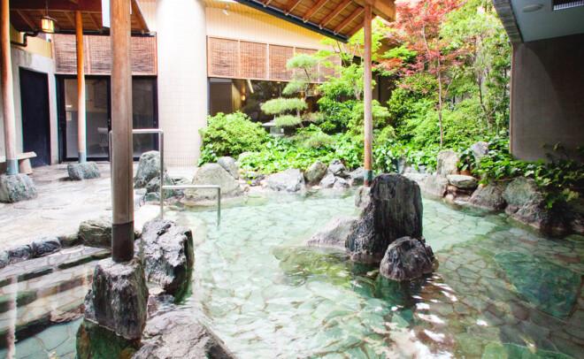 ことひら温泉琴参閣の温泉