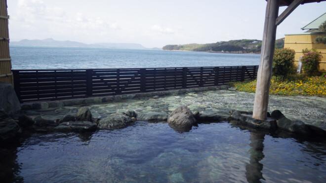 オリーブ温泉 満天の湯