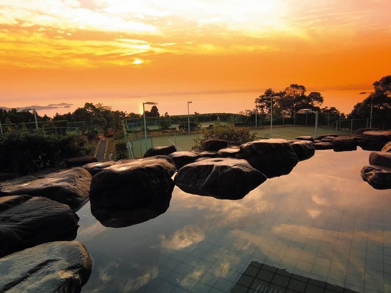 オリビアン小豆島 夕陽ヶ丘ホテルの温泉